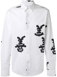 Soulland Apfel Shirt White