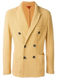 Barena 'Mosto' Blazer Yellow And Orange