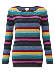 East Stripe Jumper Multi
