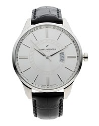 Daniel Hechter Timepieces Wrist Watches Men Silver