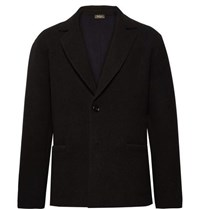 Berluti Black Cashmere And Wool Blend Blazer