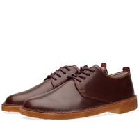 Clarks Originals Desert London Brown