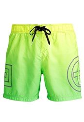 Chiemsee Lenjo Swimming Shorts Lime Punch Neon Green