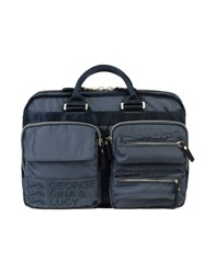 George Gina And Lucy Work Bags Dark Blue