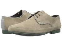 Camper Slippers Sun K100067 Medium Gray Men's Lace Up Casual Shoes White