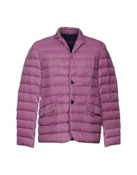 Domenico Tagliente Down Jackets Pink