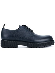 Valentino 'Punky Ch' Derby Shoe Blue