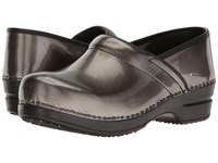 Sanita Smart Step Sable Pro Grey Women's Slip On Dress Shoes Gray