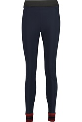 Stella Mccartney Christiane Stretch Crepe Leggings