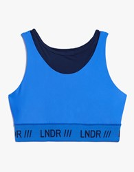 Lndr Aquathon Top Blue
