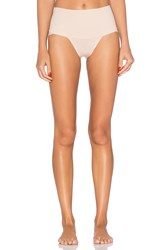 Spanx Lace Cheeky Tan