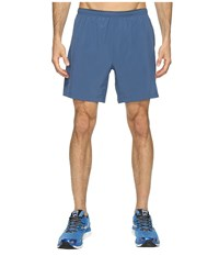 Brooks Sherpa 7 2 In 1 Shorts Ink Men's Shorts Navy