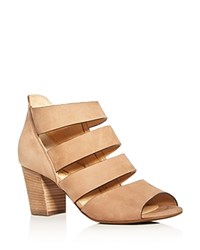 Paul Green Michele Caged Sandals Taupe