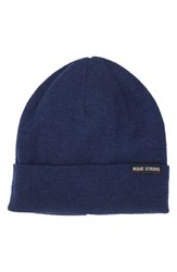 Men's A. Kurtz 'Knox' Knit Cap Blue Navy