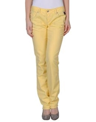 Nichol Judd Casual Pants Yellow