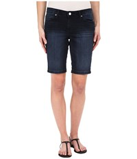 Calvin Klein Jeans City Shorts Dusted Ink Women's Shorts Blue