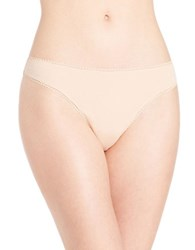 Ongossamer Cotton Hipster Panty Champagne