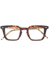 Jacques Marie Mage Dealan Sunglasses Acetate Brown