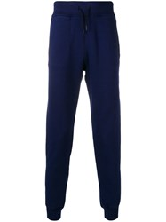 Hydrogen Loose Fitted Track Trousers Blue