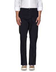 Only And Sons Trousers Casual Trousers Men Dark Blue