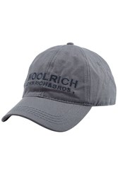 Woolrich Cotton Baseball Cap