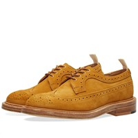 Trickers End. X Tricker's Richard Golosh Brogue Brown