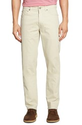 Men's Peter Millar Stretch Sateen Five Pocket Pants Stone