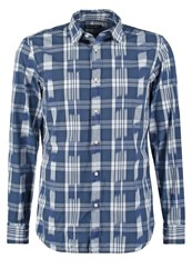 Banana Republic Shirt Stowaway Blue Dark Blue