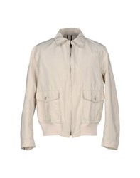 Arfango Coats And Jackets Jackets Men Beige