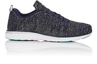 Apl Men's Techloom Pro Sneakers Navy Gold Silver Navy Gold Silver