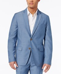 American Rag Men's Dressy Blazer Only At Macy's Blue Heather