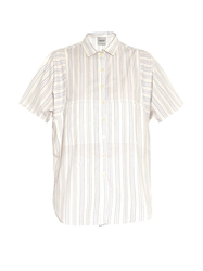 Rachel Comey Finch Striped Cotton Shirt