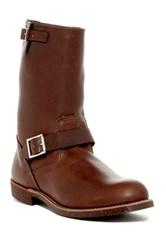 Red Wing Shoes Tall Engineer Boot Brown