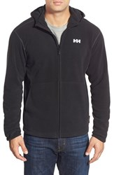 Men's Helly Hansen 'Daybreaker' Fleece Zip Hoodie Black