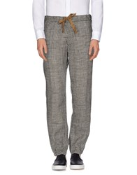 Myths Trousers Casual Trousers Men Black