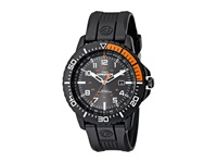 Timex Expedition Uplander Watch Black Orange White Watches