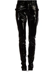 Ktz Pvc Trousers Black