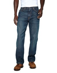 Levi's 550 Relaxed Fit Range Jeans Navy