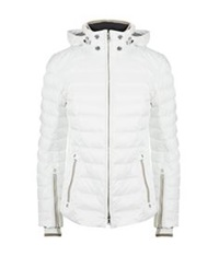 Bogner Kelly D Quilted Jacket White