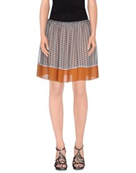 Gold Case Skirts Mini Skirts Women