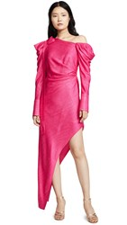 Hellessy Loulou Dress Shocking Pink