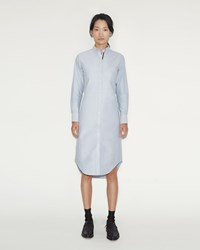 Thom Browne Classic Long Sleeve Shirtdress