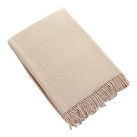 Gingerlily 100 Silk Throw Nude