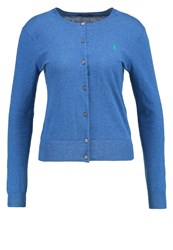 Polo Ralph Lauren Tanija Cardigan Night Blue Heat