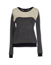 Le Mont St Michel Sweaters Black