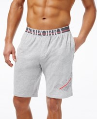 Emporio Armani Men's Bermuda Shorts Grey