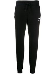 Dkny Embroidered Logo Tapered Trousers 60