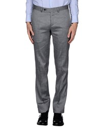Asfalto Trousers Casual Trousers Men Grey