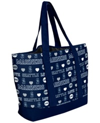Forever Collectibles Seattle Mariners Tote Bag Navy