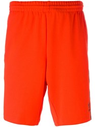 Adidas Originals 'Sst' Shorts Red
